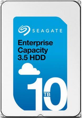 "Жесткий диск 3.5"" 10Tb 7200rpm 256Mb cache Seagate Skyhawk SATAIII ST10000VX0004 цена"