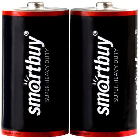Батарейки Smart Buy R14/2S C 2 шт SBBZ-C02S