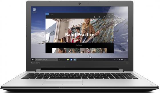 Ноутбук Lenovo IdeaPad 300-15ISK 15.6 1366x768 Intel Core i3-6100U 1 Tb 4Gb Radeon R5 M430 2048 Мб серебристый черный Windows 10 Home 80Q701JERK ноутбук lenovo ideapad 300 15isk core i5 6200u 2 3ghz 15 6 4gb 500gb dvd radeon r5 m430 w10 silver 80q701jnrk