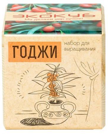 """Набор для выращивания ЭКОКУБ """"Годжи"""" ECB-01-03"""