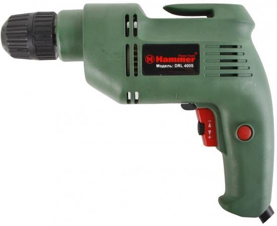 Дрель-шуруповёрт Hammer DRL400S 397Вт