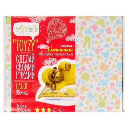 цена на Набор для вязания и валяния Toyzy Овечка TZ-M002