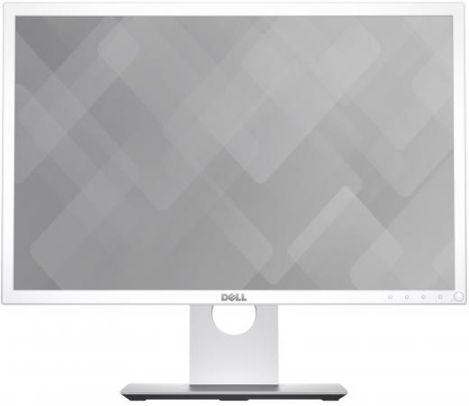 Монитор 22 DELL P2217Wh белый IPS 1680x1050 250 cd/m^2 6 ms HDMI VGA USB DisplayPort монитор 27 dell p2717h черный ips 1920x1080 300 cd m^2 6 ms hdmi displayport vga usb 2717 5104