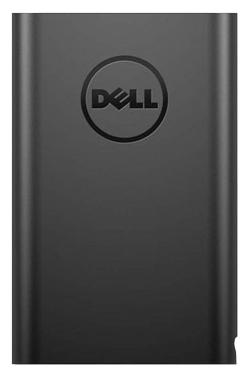 Портативное зарядное устройство Dell Power Companion 12000mAh USB черный 451-BBVT 2 1x5 5mm f to 5 0x7 4mm male dc power plug connector adapter for dell hp laptop r179 drop shipping