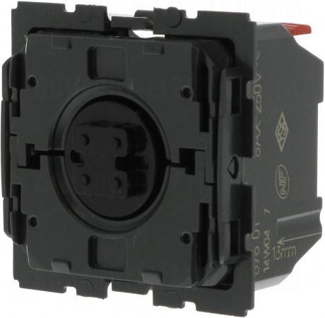 Выключатель Legrand Celiane для прямого управления рольставней/штор/тента 67601 выключатель legrand quteo 2 клавишный серый 782332
