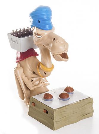 Интерактивная игрушка Fotorama Плюющий верблюд от 4 лет бежевый 791С комплектующие к инструментам imc tools