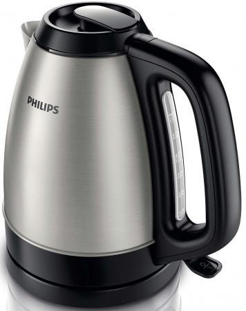 Чайник Philips HD 9305/21 2200 Вт металлик 1.5 л металл чайник philips hd9305 21