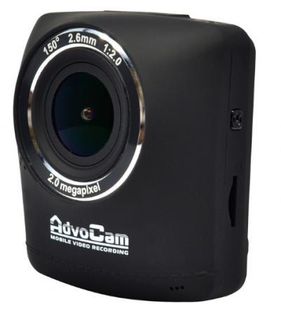 Видеорегистратор AdvoCam FD ONE 2.4 1920x1080 150° microSD microSDHC видеорегистратор mystery mdr 840hd 1 5 1920x1080 5mp 120° microsd microsdhc hdmi