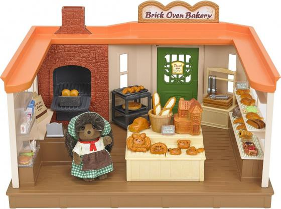 Игровой набор Sylvanian Families Пекарня 5237 educa пазл пекарня
