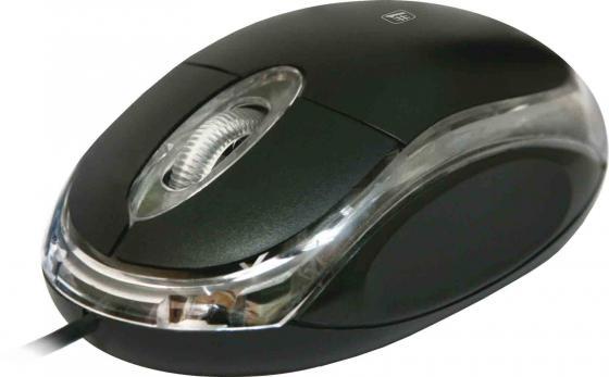 Мышь проводная DEFENDER MS-900 чёрный USB 52900 мышь defender ms 900 red 52901