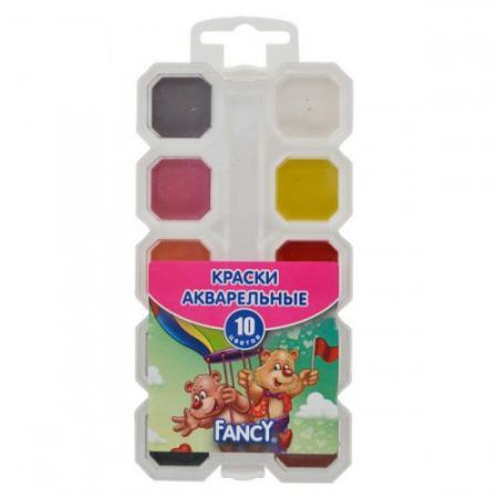 все цены на  Акварель Action! FANCY 10 цветов FWP10/2  онлайн