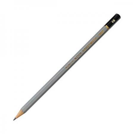 Карандаш графитовый Koh-i-Noor GOLD STAR 1860/6B карандаш чернографитный koh i noor gold star 1860 hb 1860 hb