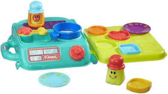 Игровой набор HASBRO PLAYSKOOL Моя первая кухня возьми с собой hasbro веселый щенок возьми с собой playskool