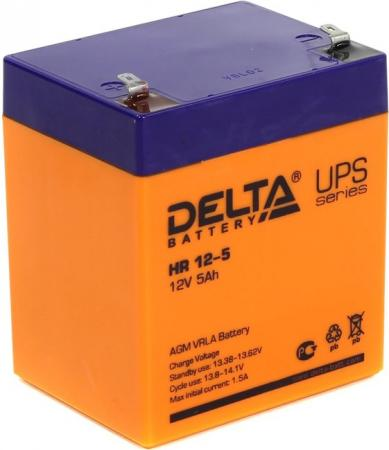 Батарея Delta HR 12-5 5Ач 12B