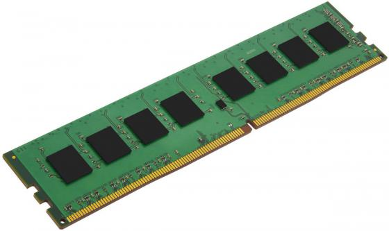 Оперативная память 8Gb (1x8Gb) PC4-19200 2400MHz DDR4 DIMM CL17 Kingston KVR24N17S8/8 оперативная память 8gb 1x8gb pc4 19200 2400mhz ddr4 dimm cl17 patriot psd48g240081