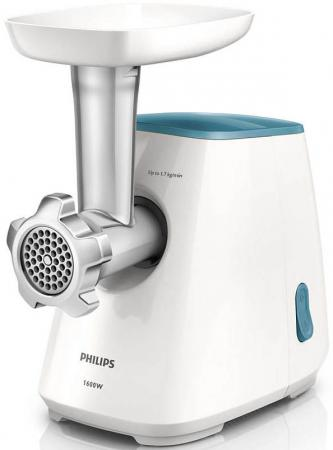 Электромясорубка Philips HR2710/10 450 Вт белый philips hr2710 10