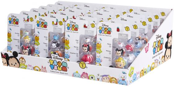 Набор фигурок Jakks Pacific Tsum Tsum ассортимент, 980080 10pcs set tsum cute mini winnie bear stitch piggy pvc figure collectible toy 3 8cm kt4064