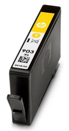 Картридж HP 903 T6L95AE для HP OJP 6960/6970 желтый 315стр картридж hp pigment ink cartridge 70 black z2100 3100 3200 c9449a