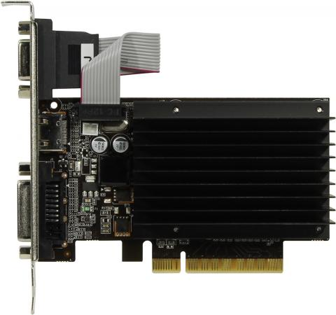 Видеокарта 1024Mb Palit GeForce GT710 PCI-E DVI HDMI HDCP OEM