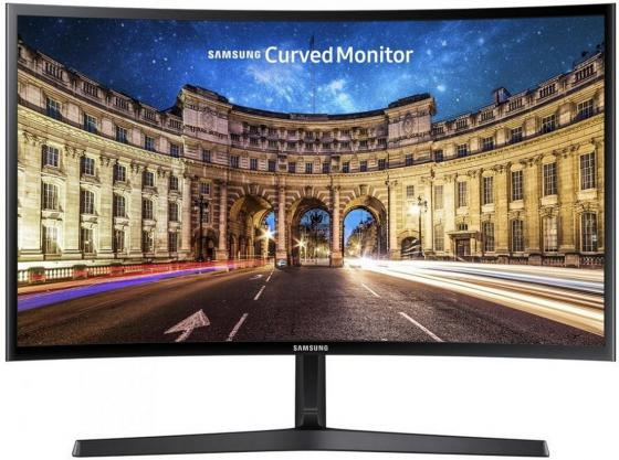 Монитор 27 Samsung C27F396FHI черный VA 1920x1080 250 cd/m^2 4 ms HDMI VGA Аудио LC27F396FHIXCI