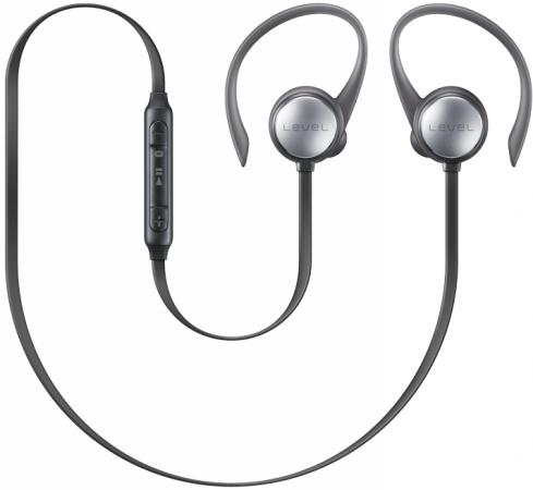 Bluetooth-гарнитура Samsung BG930 черный EO-BG930CBEGRU гарнитура bluetooth samsung level active стерео черный [eo bg930cbegru]