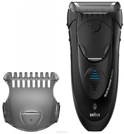 Бритва Braun MG5010 чёрный бритва braun mobileshave m90