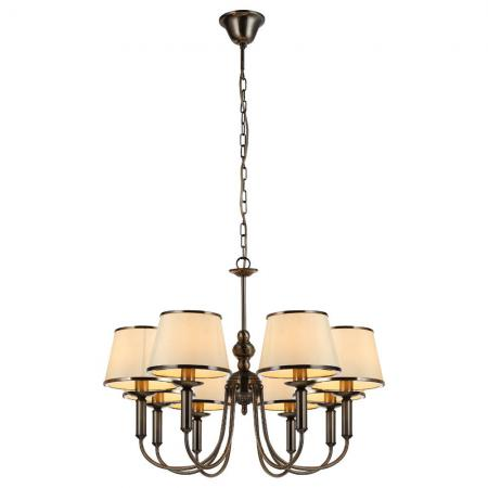Купить Подвесная люстра Arte Lamp Alice A3579LM-8AB
