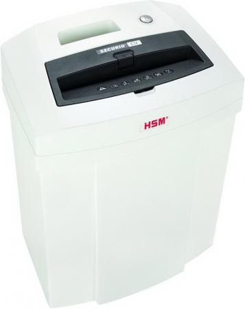 Уничтожитель бумаг HSM Securio С14-4х25 7лст 20лтр 2253.111 шредер hsm securio c14 3 9