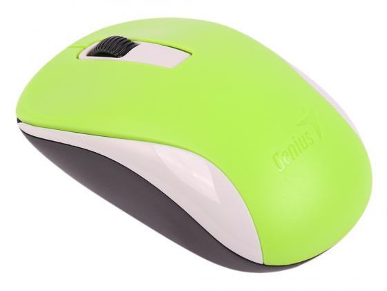 Мышь беспроводная Genius NX-7005 зелёный USB мыши genius мышь wireless blueeye nx 7015 iron gray