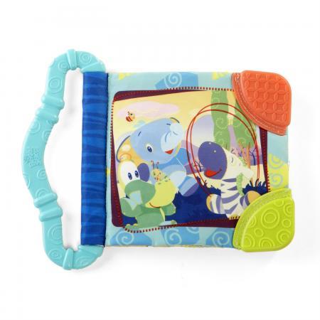 Интерактивная игрушка Bright Starts Весёлые зверюшки от 6 месяцев 8475-1 игрушка подвеска bright starts развивающая игрушка щенок