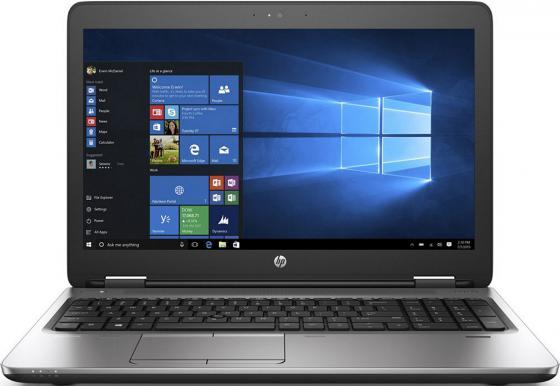 Ноутбук HP ProBook 650 G2 15.6 1366x768 Intel Core i3-6100U 500 Gb 4Gb Intel HD Graphics 520 серебристый Windows 7 Professional + Windows 10 Professional Y3B16EA компьютер hp 260 g2 mini 2tp12ea i3 6100u 2 3 4gb 256gb intel hd 520 wi fi bt win10pro