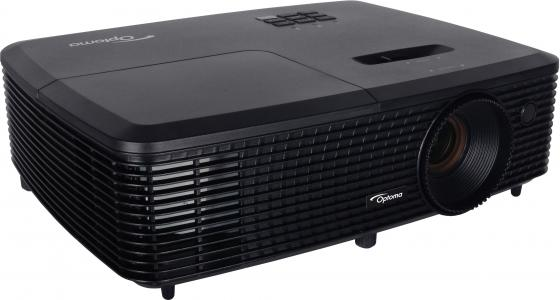 Проектор Optoma DS347 800x600 3000 люмен 20000:1 черный проектор dell p318s 800x600 3200 люмен 2200 1 черный p318 6929