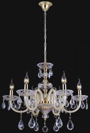 Подвесная люстра Crystal Lux Dalia SP6 люстра crystal lux fontain sp8
