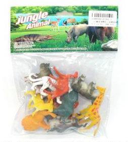 """Набор фигурок Shantou Gepai """"Jungle Animal"""" 2C262-1"""