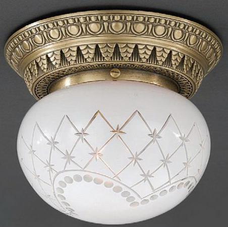 Потолочный светильник Reccagni Angelo PL 7721/1 потолочный светильник reccagni angelo 7721 pl 7721 1