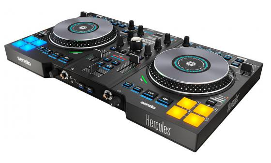 где купить Микшерный пульт Hercules DJControl Jogvision 4780547 по лучшей цене