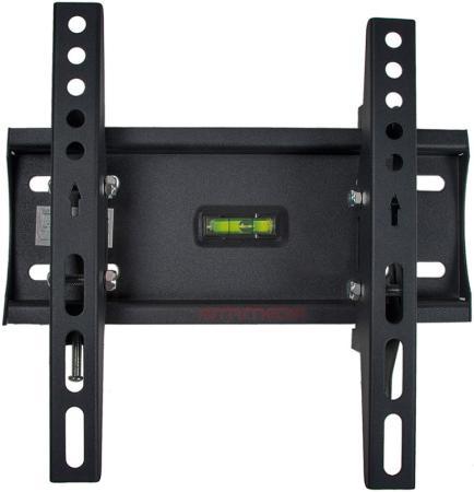 Фото - Кронштейн ARM Media PLASMA-6 new для LED/LCD ТВ 15-47 настенный 1 ст свободы от стены 26мм VESA 100x200 до 35кг arm media plasma 5 new черный