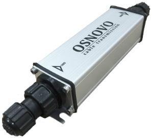 Удлинитель PoE Osnovo E-PoE/1W уличный 10M/100M Fast Ethernet до 500м удлинитель poe osnovo