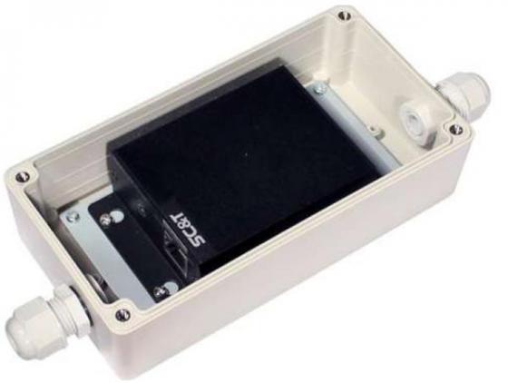 Удлинитель SC&T IP04X-SO High PoE по витой паре до 240м