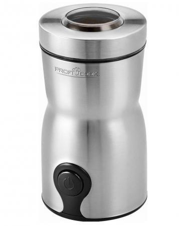 Кофемолка Profi Cook PC-KSW 1093 160 Вт стальной