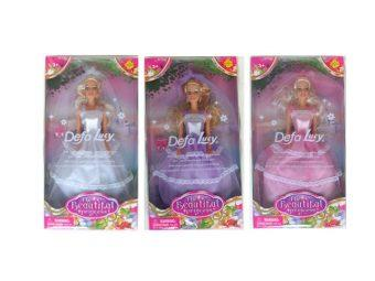 Кукла Defa Lucy «Невеста» 29 см в ассортименте 8065 кукла defa lucy принцесса 29 см в ассортименте 8182