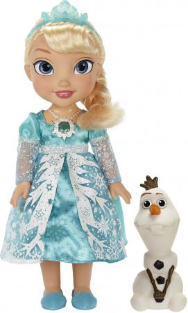Кукла Jakks Disney Эльза Холодное Сердце 30 см поющая 310580