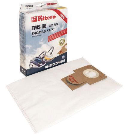 Пылесборник Filtero TMS 08 Экстра 3 шт пылесборник filtero uns 01 3 экстра