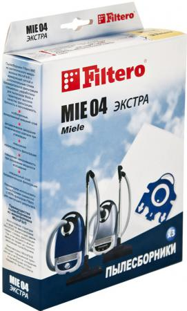 Пылесборник Filtero MIE 04 Экстра пятислойные 3 шт пылесборник filtero uns 01 3 экстра