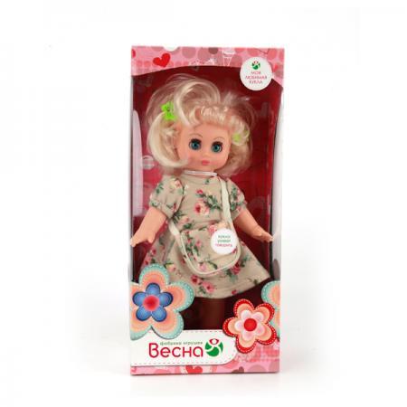 Кукла ВЕСНА Настя 17 30 см со звуком В2962/о цена и фото