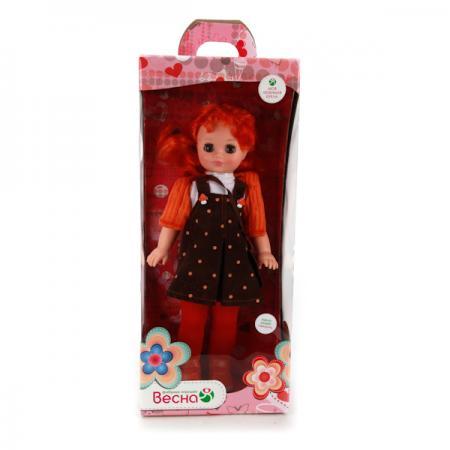 Кукла Весна Лиза 14 42 см со звуком В2142/о весна кукла весна лиза 4 озвученная 42 см