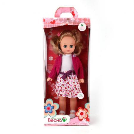 Кукла Весна Лиза 11 42 см со звуком В2960/о кукла весна герда 14 38 см со звуком в3008 о
