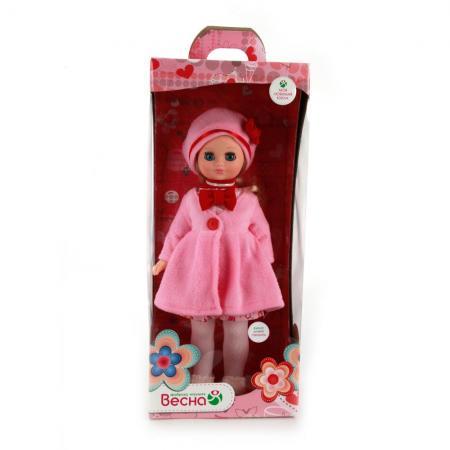Кукла Весна Лиза 20 42 см со звуком В151/о кукла весна герда 14 38 см со звуком в3008 о