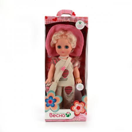Кукла Весна Элла 2 35 см со звуком В12/о кукла весна 35 см
