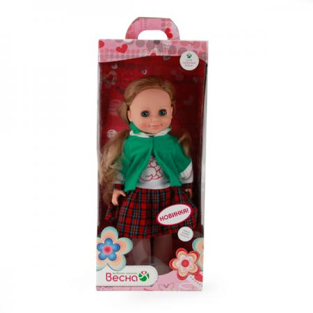 Кукла ВЕСНА Анна 14 42 см со звуком В2874/о кукла весна анна 4 42 см со звуком в2810 о